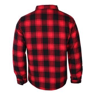 bunda pánská BRANDIT - Lumberjacket checked