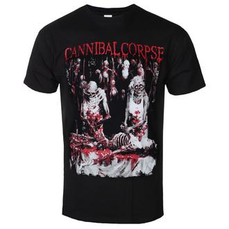 t-shirt metal men's Cannibal Corpse - BUTCHERED AT BIRTH - PLASTIC HEAD