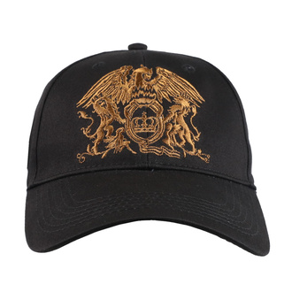 Cap Queen - Gold Classic Crest - ROCK OFF