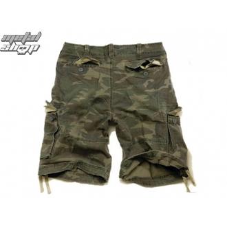 shorts men SURPLUS VINTAGE - Woodland