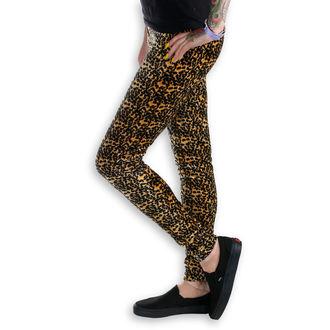 pants women (leggings) Burlesque - Leopard