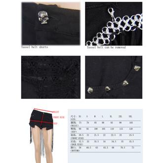 Women's shorts DEVIL FASHION