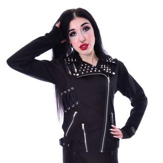 Women's jacket VIXXSIN - ROCKSTAR - BLACK