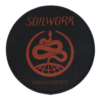 Patch SOILWORK - Verkligheten - NUCLEAR BLAST