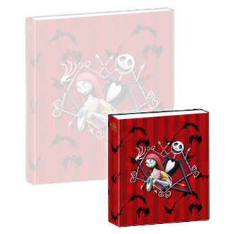 playing notebook Nightmare Before Christmas - Musical Notebook Jack & Sally