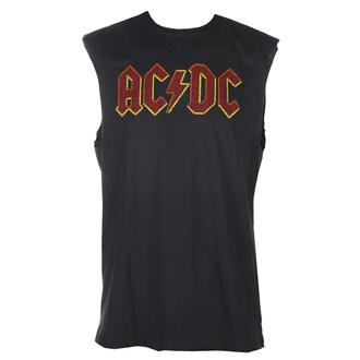 TOP unisex AC-DC - Logo - AMPLIFIED