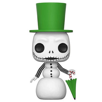 Figure Nightmare before Christmas - POP! - Snowman Jack, NIGHTMARE BEFORE CHRISTMAS