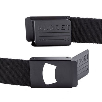 Belt NUGGET - NEPTUNE D - 1/27/38 - Black, NUGGET