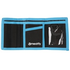 Wallet MEATFLY - Gimp - Blue, Black, MEATFLY