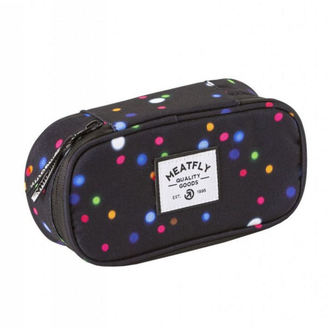 Pencil case MEATFLY - C - Lights Neon, MEATFLY