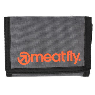 wallet MEATFLY - Vega - Gray, Orange, MEATFLY