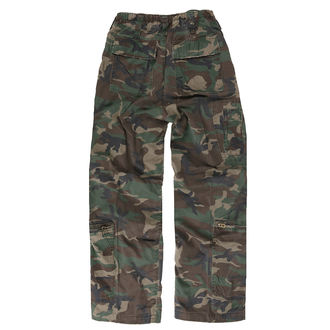 pants SURPLUS - Infantry - WOODLAND - 05-3599-22