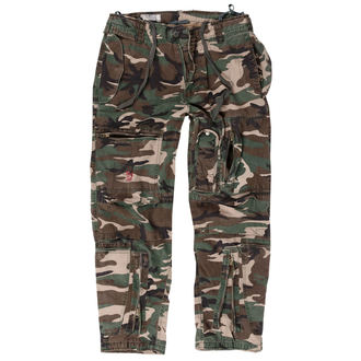 Pants Men's SURPLUS - INFANTRY CARGO - Woodle. GEW, SURPLUS