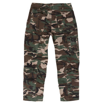 Pants Men's SURPLUS - INFANTRY CARGO - Woodle. GEW - 05-3599-62