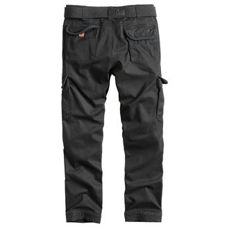 men's pants SURPLUS - PREMIUM SLIMMY - Black GE - 05-3602-63