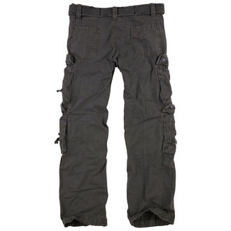 men's pants SURPLUS - ROYAL TRAVELER - ROYAL / BLACK, SURPLUS