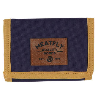 Wallet MEATFLY - Jules - Blue, Brown, Green, MEATFLY