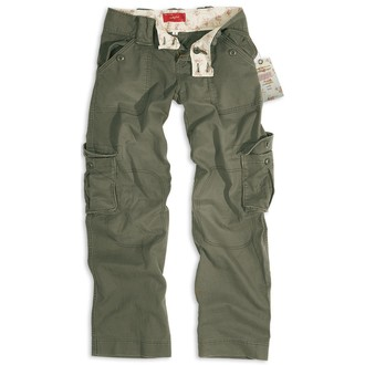 pants women SURPLUS - LADIES TROUSER - 33-3587-61 - OLIVE