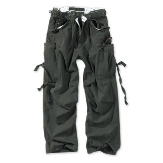 pants SURPLUS - Vintage - BLACK - 05-3596-63