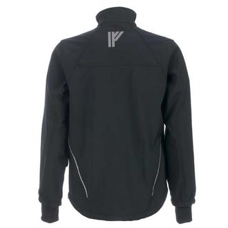 jacket men (softshell) IRON FIST - Soft Shell - Black