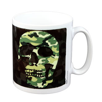 cup Skull - Camo - PYRAMID POSTERS, PYRAMID POSTERS