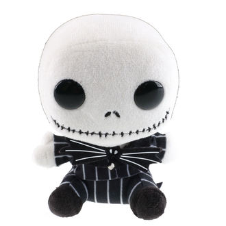 Plush Toy Nightmare Before Christmas - Jack, NIGHTMARE BEFORE CHRISTMAS