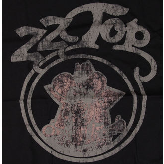 t-shirt metal men's ZZ-Top - Outlaw - BRAVADO EU, BRAVADO EU, ZZ-Top