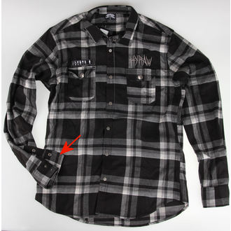 Shirt Men's HYRAW - Death - DAMAGED