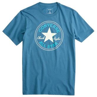 t-shirt street men's - CORE CHUCK PATCH - CONVERSE - 10002848-A15