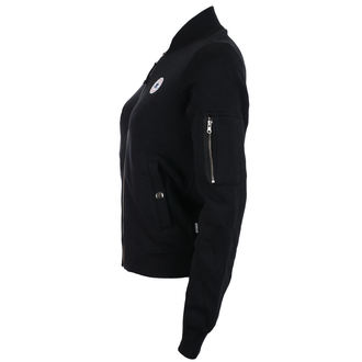 sweatshirt (no hood) women's - Core MA-1 Bomber - CONVERSE, CONVERSE