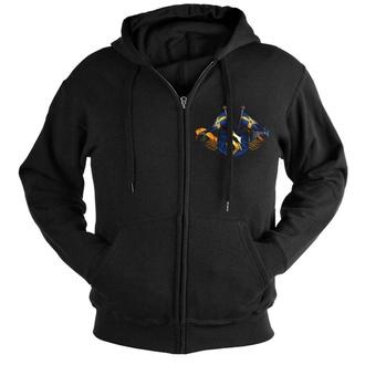 hoodie men's Sabaton - Carolus rex platin - NUCLEAR BLAST - 27533_ HZ