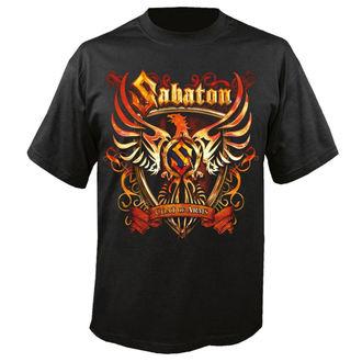 Metal T-Shirt men's Sabaton - Coat of Arms - NUCLEAR BLAST - 1685_TS