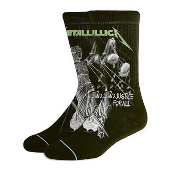 Socks Metallica - AJFA Black - RTMTLSOBAJFA