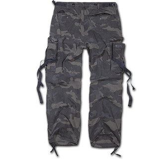 pants men BRANDIT - M65 Vintage Trouser Darkcamo - 1001/4