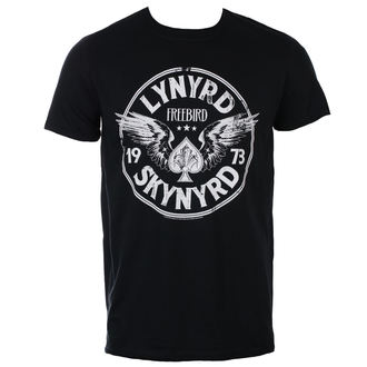 t-shirt metal men's Lynyrd Skynyrd - FREEBIRD '73 WINGS - PLASTIC HEAD, PLASTIC HEAD, Lynyrd Skynyrd