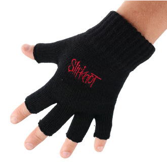 gloves fingerless SLIPKNOT - LOGO - RAZAMATAZ, RAZAMATAZ, Slipknot