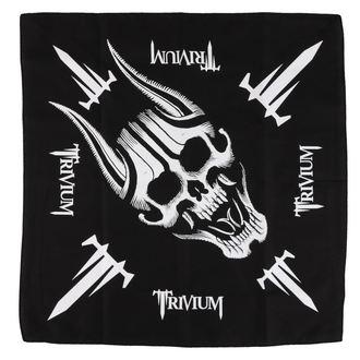 scarf TRIVIUM - SCREAMING SKULL - RAZAMATAZ, RAZAMATAZ, Trivium