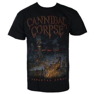 t-shirt metal men's Cannibal Corpse - SKELETAL-SUMMER 2016 - Just Say Rock, Just Say Rock, Cannibal Corpse