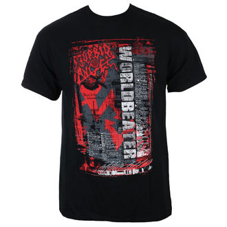 t-shirt metal men's Morbid Angel - WORLDBEATER - Just Say Rock