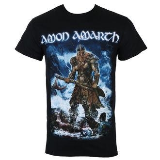 t-shirt metal men's Amon Amarth - JOMSVIKING - Just Say Rock - AMN0001BLK