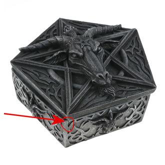 box (decoration) Baphomets Hoard - NENOW - D1802E5 - DAMAGED