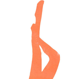 tights LEGWEAR - signature 70 denier coloured soft opaque tight - neon orange - LE004