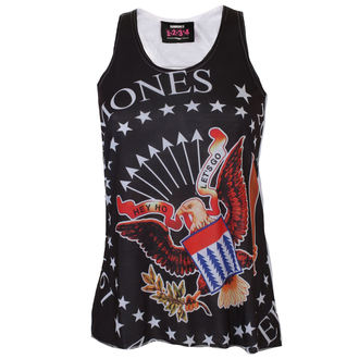Top Women's Ramones - 40th seal - ROCK OFF, ROCK OFF, Ramones