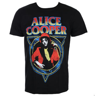 t-shirt metal men's Alice Cooper - Snake Skin - ROCK OFF, ROCK OFF, Alice Cooper