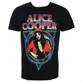 t-shirt metal men's Alice Cooper - Snake Skin - ROCK OFF - ACTEE17MB