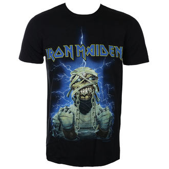 t-shirt metal men's Iron Maiden - Powerslave Mummy - ROCK OFF, ROCK OFF, Iron Maiden