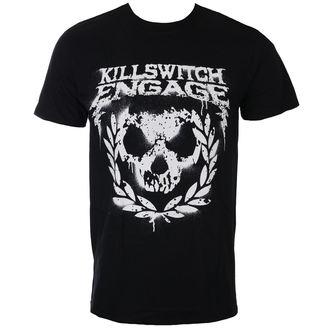 tričko pánské Killswitch Engage - Skull Spraypaint - ROCK OFF, ROCK OFF, Killswitch Engage