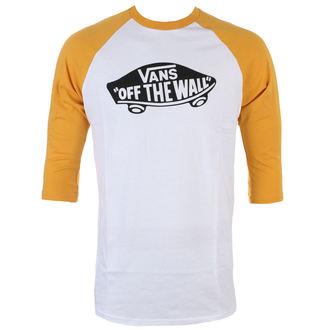 t-shirt street men's - OTW RAGLAN - VANS, VANS