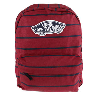 Backpack VANS - REALM - TIBETAN RED, VANS