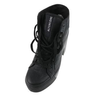 Boots women ALTERCORE - Roca - PU Black